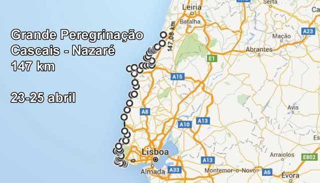 Cascais-Nazare